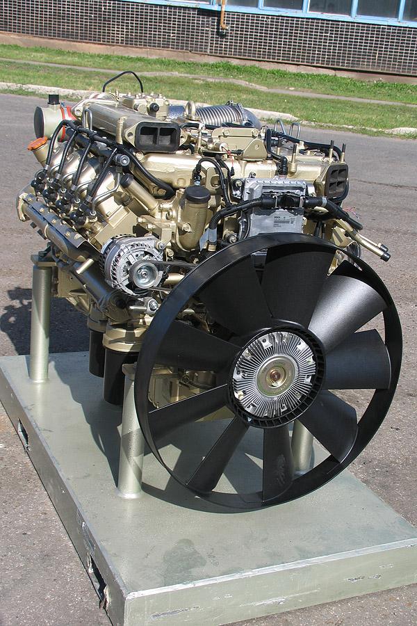 КамАЗ - лучший двигатель России