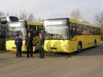 Автобусы MAN для нефтеперерабатывающего завода