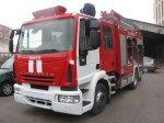 «Питертракцентр» представил первый в России Iveco Massif