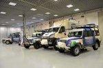 Iveco привела экспедицию «Oltre 2008» («За пределами возможного 2008») в пр ...