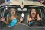 Женские типажи за рулём