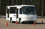 Первые автобусы ПАЗ-3204 рессорные выходят на маршруты
