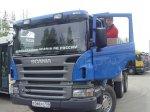 Стартовал Автомарафон Scania