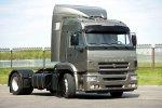 «КАМАЗ» представил модернизированные модели своих автомобилей