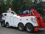 Эвакуатор Renault Kerax – помощь на южном направлении