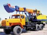 В Челябинске будут собирать экскаваторы на базе автомобилей «УРАЛ»