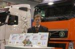 Седельные тягачи и автобусы Volvo завоевали 5 наград ежегодного конкурса «P ...