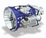 Грузовой автомобиль Volvo FE оснащается автоматизированной трансмиссией I-S ...