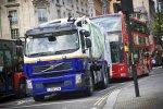 Volvo испытывает новые гибридные мусоровозы в Лондоне