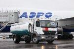Первый низкопрофильный аэродромный топливозаправщик на базе Mercedes-Benz A ...