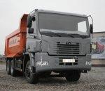 Доводка конструкции КрАЗ С20.0 активно продолжается