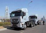 Iveco Genlyon - лучший грузовик Китая