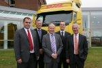 Компания Volvo Trucks заключила рамочное соглашение с компанией Deutsche Po ...