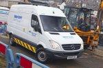 Mercedes-Benz поставит 700 малотоннажных автомобилей Sprinter в Великобрита ...