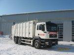 Поставка мусоровозов для компании «Remondis Украина»