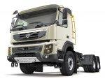 Компания Volvo Trucks представляет новый грузовой автомобиль Volvo FMX для  ...