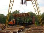 Лесовозную технику КрАЗ демонстрировали высшему руководству лесного хозяйст ...
