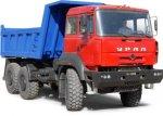 Принципиально новый большегрузный полноприводный автомобиль «Урал-6370»