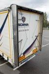Scania проводит испытания спойлера, способного снизить расход топлива у гру ...
