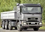 Финские грузовики Sisu получили агрегаты Mercedes-Benz