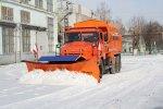«АвтоКрАЗ» изготовил первые  комбинированные дорожные машины с оборудование ...