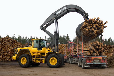 Лесной помощник L180F HL от Volvo Construction Equipment