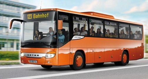 Daimler будет продавать дешевые автобусы в России и Китае