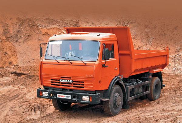 КамАЗ-43255. Взрослая игрушка