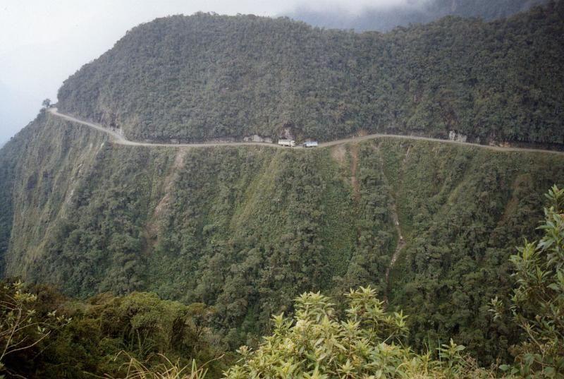 Боливия: Дорога смерти