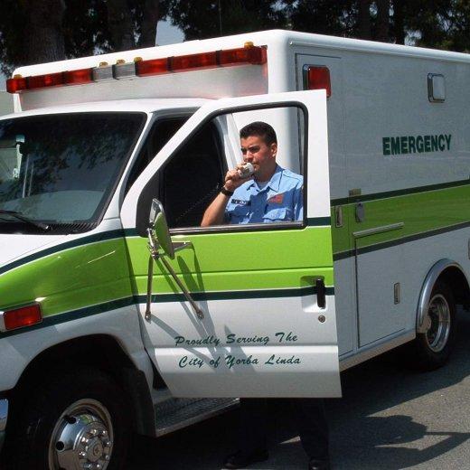 Польская служба спасения найдет пострадавшего по сигналу мобильника
