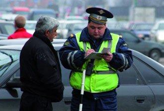 Штрафы на украинских дорогах выросли в сотни раз
