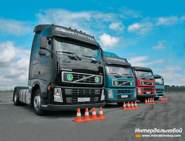 Тягачи Volvo: корнями в России