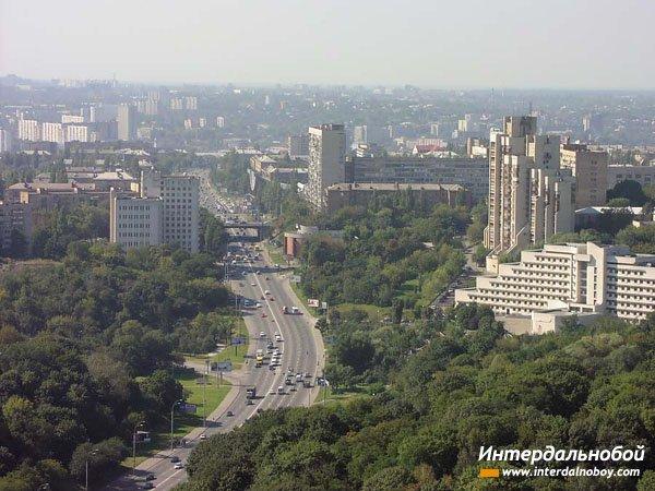 Щодо обмеження руху в м. Києві