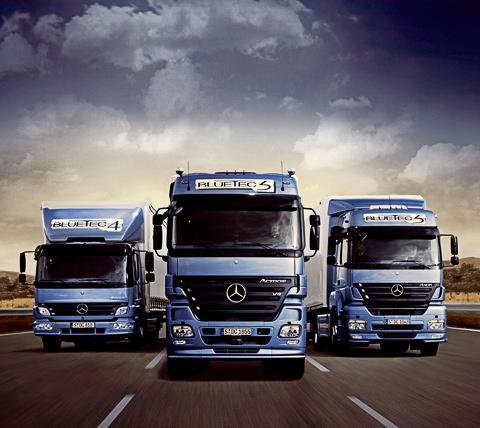 Белоруссия временно разрешила беспошлинный ввоз новых грузовиков стандарта евро-5
