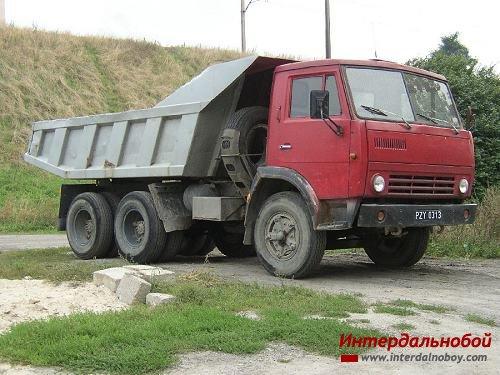Ограничения на ввоз подержанных грузовиков больше не действуют