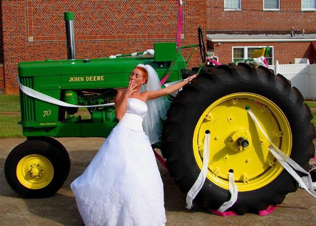 Такую свадьбу нельзя не запомнить!