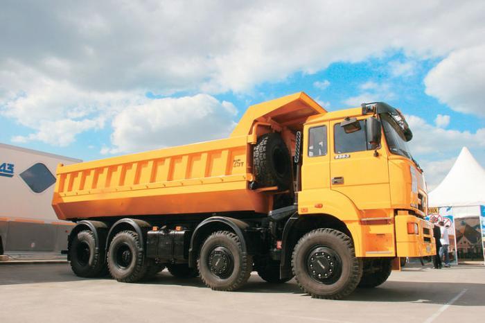 Урал-6563 и ГАЗ-330202: лучшие автомобили 2008 года в России!