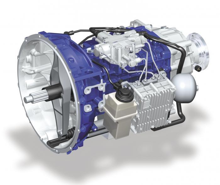 Volvo I-Sync: КП для перевозок на короткие расстояния!