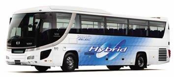 Новый гибрид от HINO
