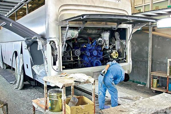 «Хороший товар» из Поднебесной - автобусы Higer