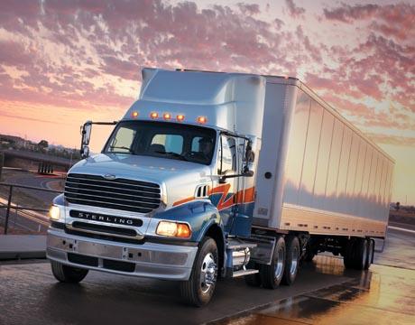 Sterling Trucks переходит на газ