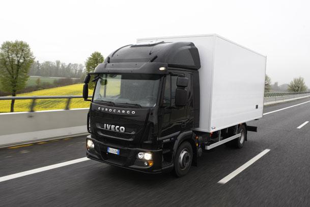 Iveco Eurocargo выходит на рынок