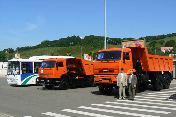 Транспорт России – 2008