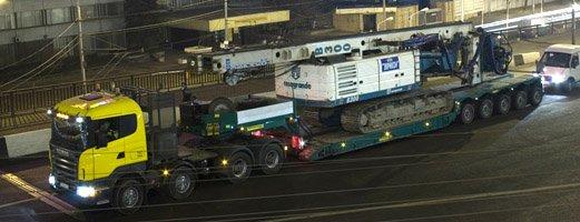 Scania для «негабаритов» выиграла «Поставку сезона»