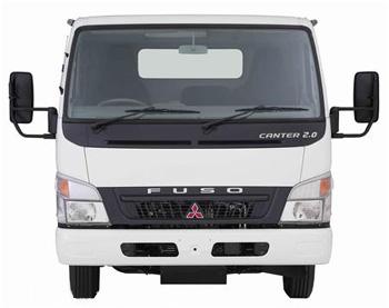 Mitsubishi Fuso Canter с оптимизированным расходованием топлива