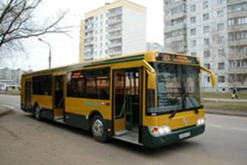 «Группа ГАЗ» поставит низкопольные автобусы в Санкт-Петербург и Омск