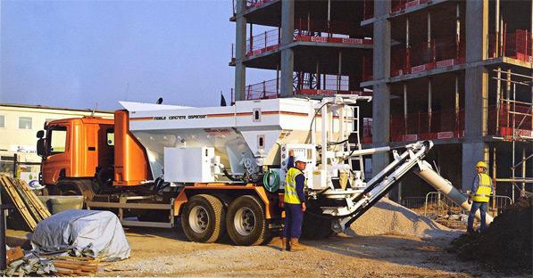 Мобильные цементные заводы от Armcon