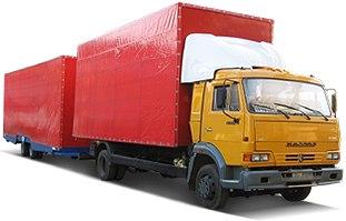 Пополнение у мустангов: КАМАЗ-43085 автопоезд нового поколения