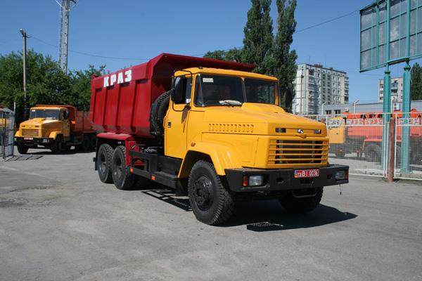 КрАЗ продолжает покорять Узбекистан