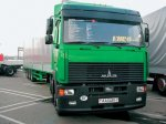 Тягач МАЗ-544019 с Евро-4!